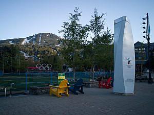 Monument Olympische Spelen